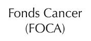 Fonds Cancer FOCA - Logo