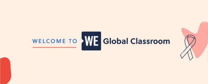 WE Global Classroom