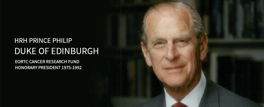 HRH Prince Philip - ECRF Honorary President 1975 - 1992